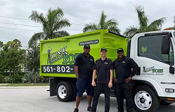 Junk Boss Truck Team